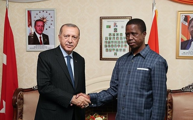 Turkey, Zambia ink 12 deals to strengthen bilateral ties