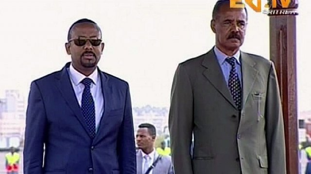 Prim minster Abiy Ahmed`s landmark visit to Eritrea