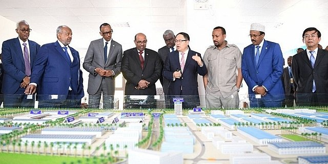 The Inauguration of Djibouti's Free Trade Zone