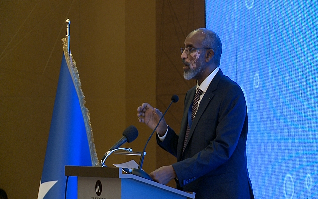 Dr. Ali`s Opening Speach at East Africa Development Forum