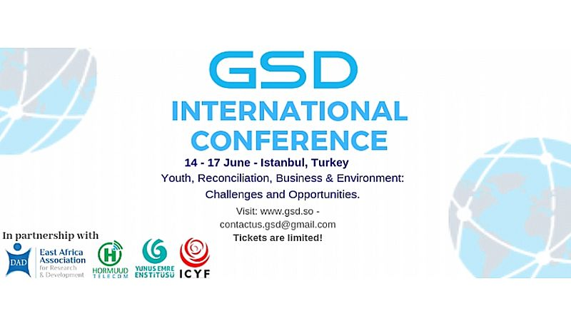 GSD International Conference - Youth, Reconciliation, Business and Environment