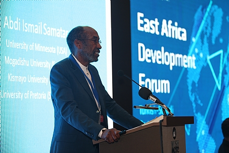 EAST AFRICA DEVELOPMENT FORUM