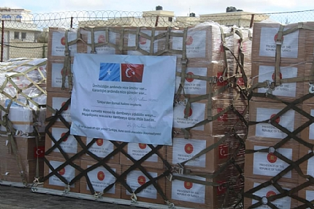 3rd shipment of Turkish medical aid arrives in Somalia